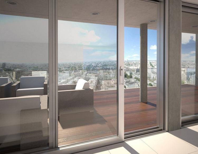 aluminijumska balkonska vrata